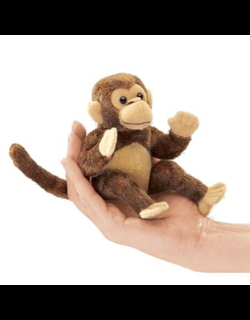 Folkmanis Finger Puppet - Monkey