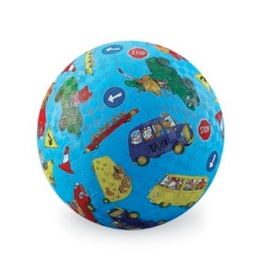 "Crocodile Creek 5"" Ball -  Richard Scarry® Cars & Trucks"