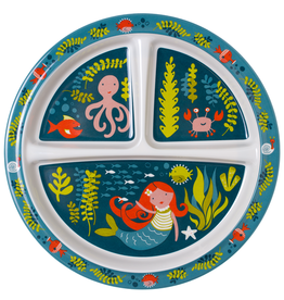 ORE Originals Divided Suction Plate - Isla the Mermaid