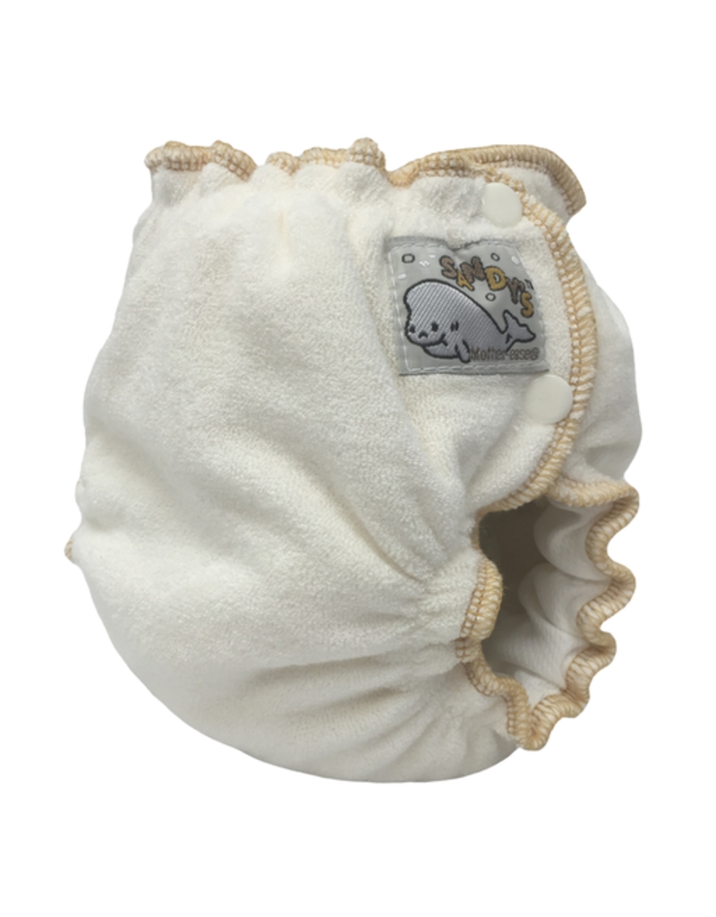 Mother-Ease Sandy's Diaper Bamboo Small