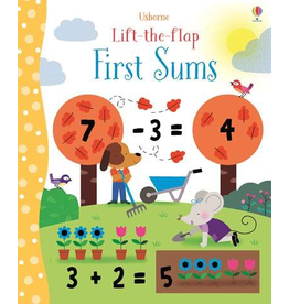 Usborne Lift-The-Flap: First Sums
