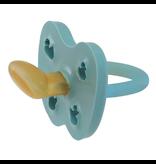 Hevea Natural Rubber Pacifier 0-3m - Twilight Blue