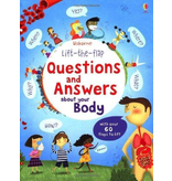 Usborne Lift-the-flap Questions & Answers about Your Body