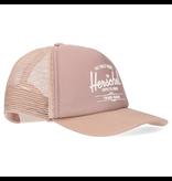 Herschel Baby Whaler Hat Ash Rose