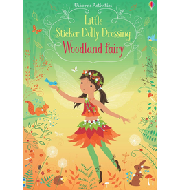Usborne Sticker Dolly Dressing: Woodland Fairy