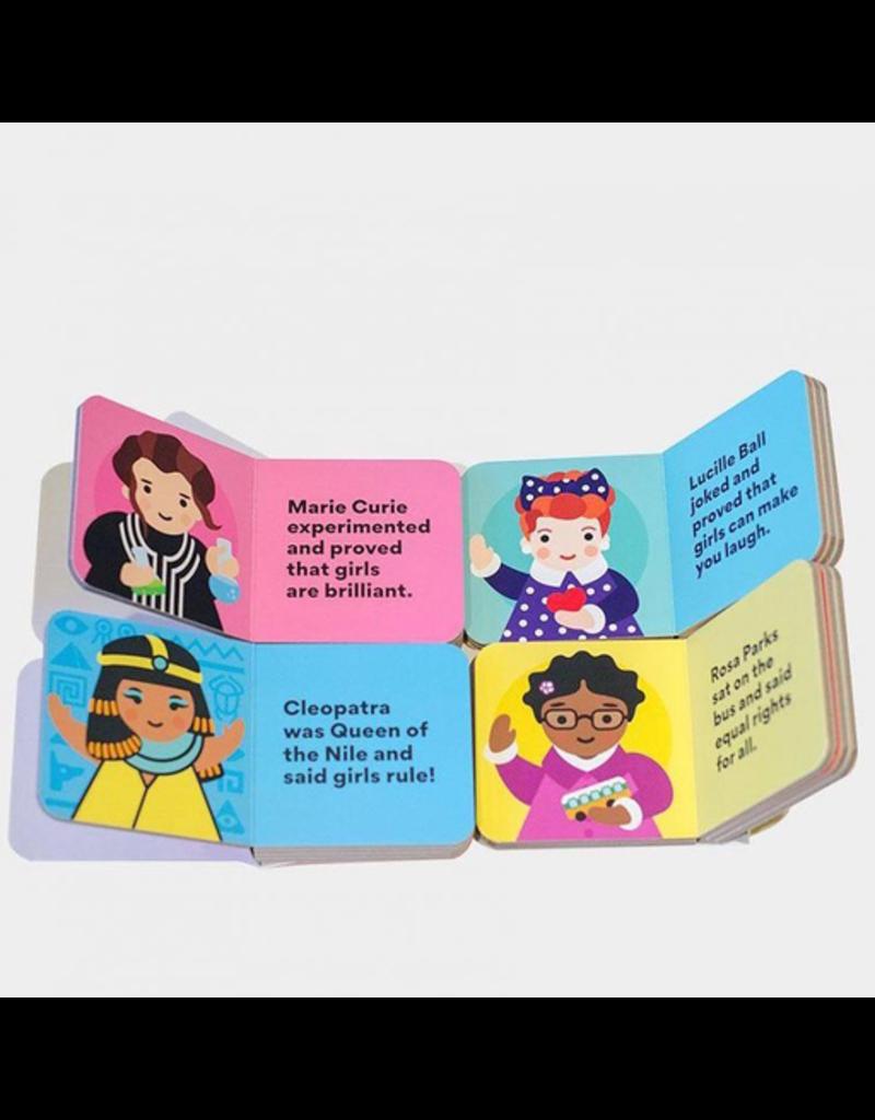 Mudpuppy Little Feminist Board Book Set