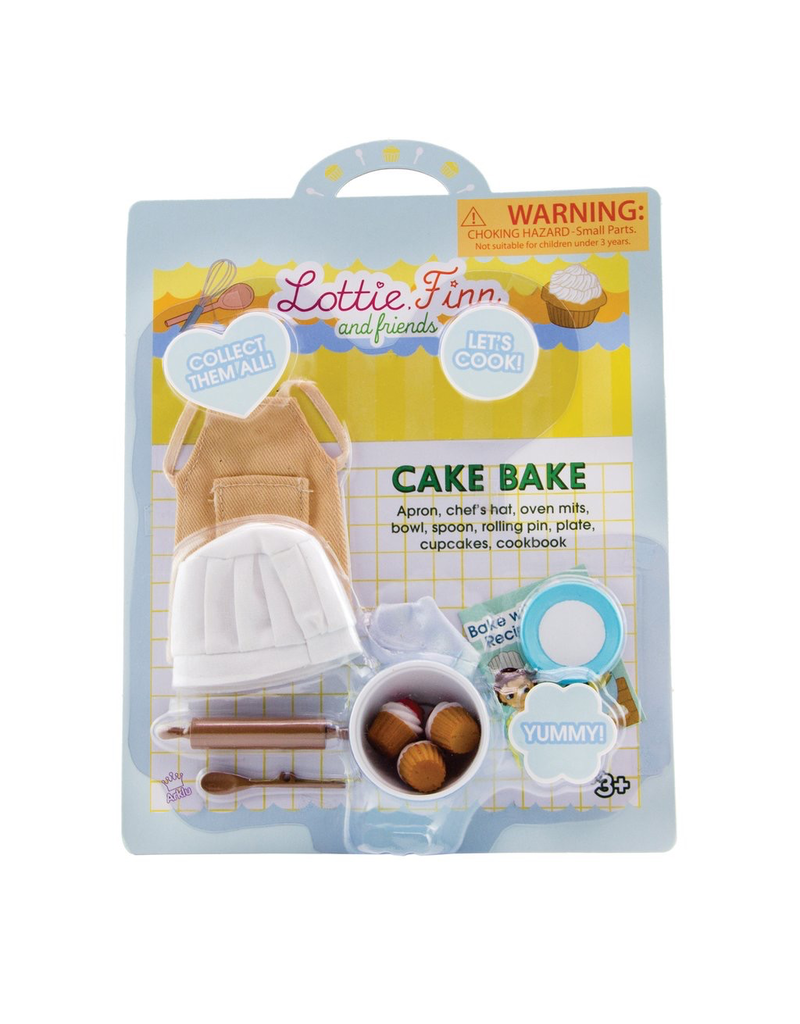 Schylling Lottie Cake Bake Outfit