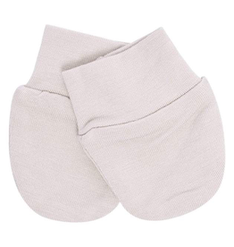 Kyte Baby Scratch Mitts, oat, OS
