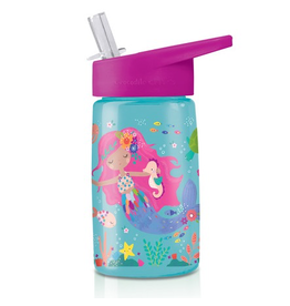 Crocodile Creek Tritan Water Bottle - Mermaid