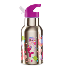 Crocodile Creek Stainless Bottle - Mermaids