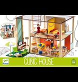 Djeco Cubic House