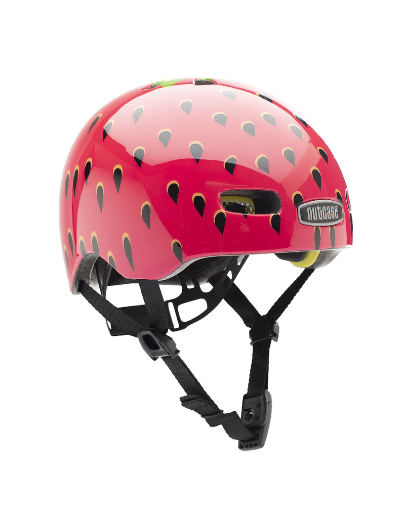 Nutcase Baby Nutty Very Berry Gloss MIPS Helmet XXS