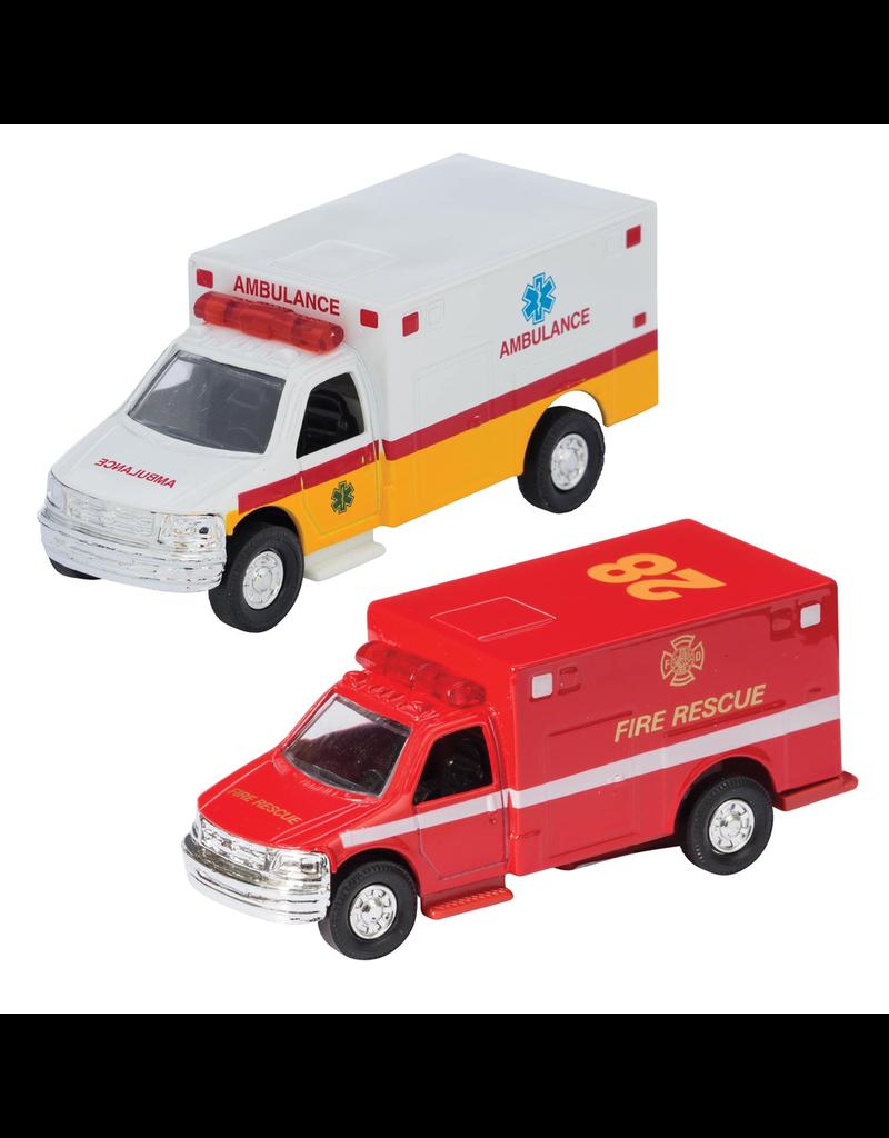 Schylling Die Cast Ambulance