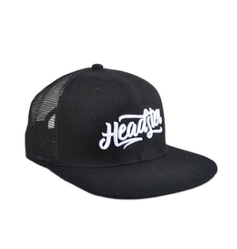 Headster Embroidered Trucker Baseball Hat