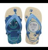 Lion Baby Pets Havaianas Sandals