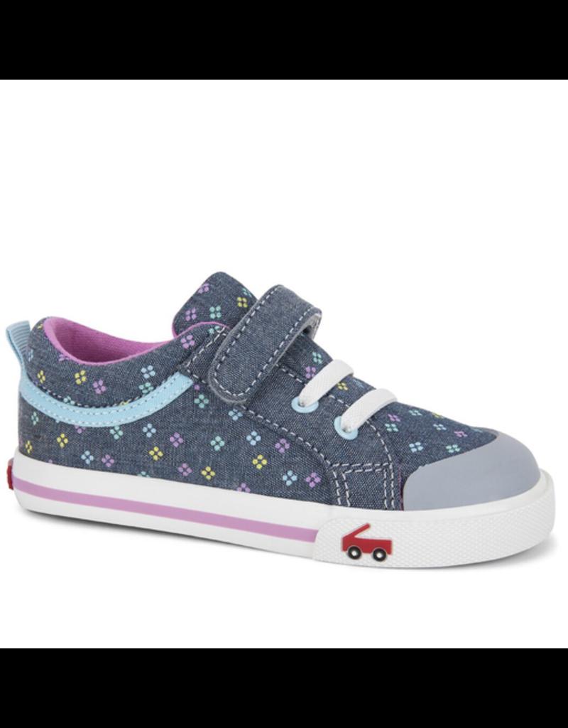 See Kai Run Kristin Diamond Dots Sneakers