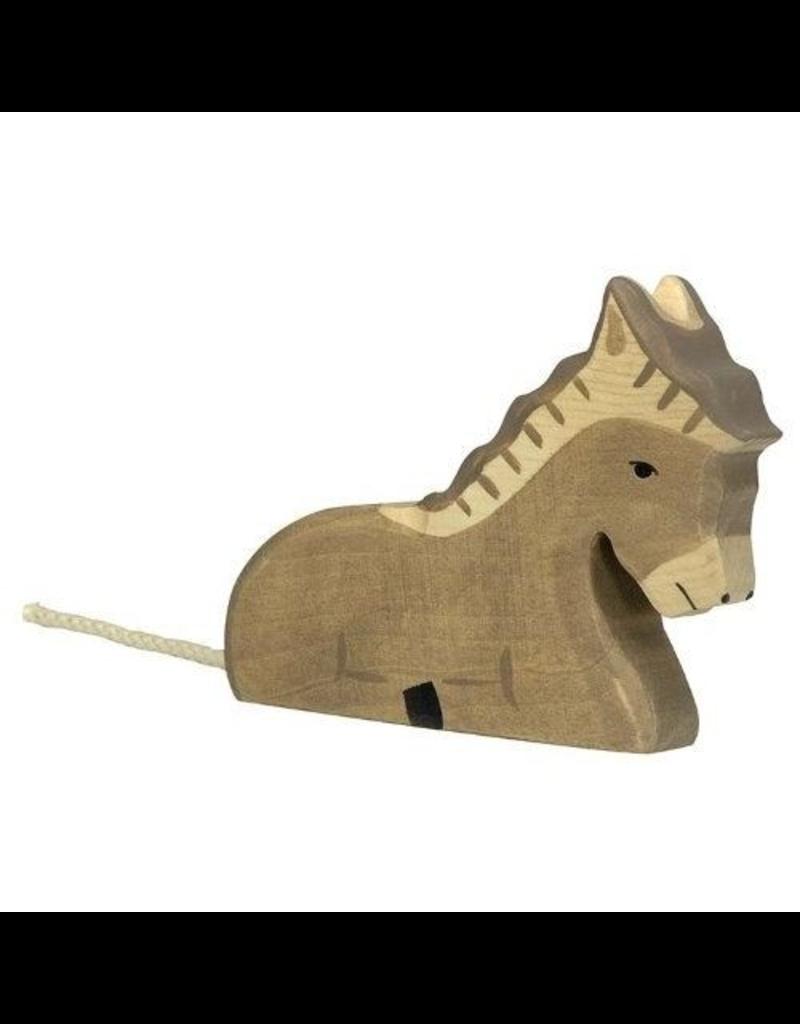 Holztiger Holztiger Donkey, lying