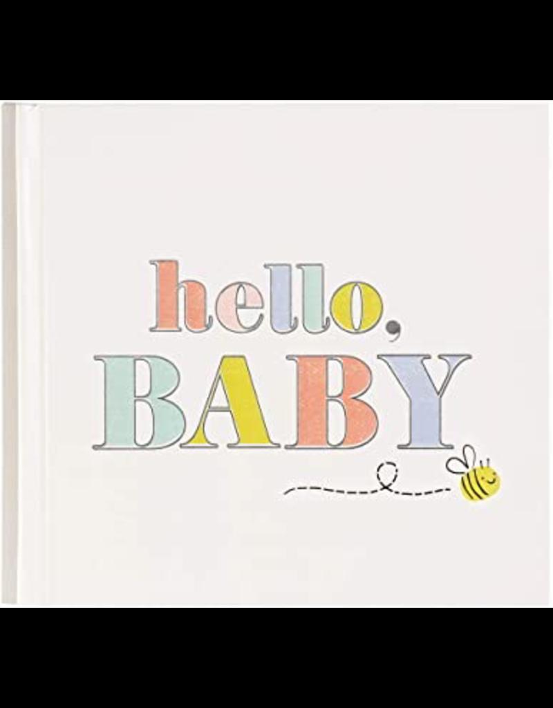 Hello Baby Firsts Photo Album