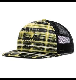 Herschel Whaler Youth Hat Neon Grid Highlight
