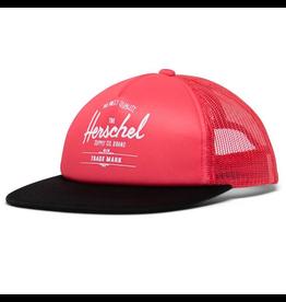 Herschel Whaler Youth Hat Rouge Red