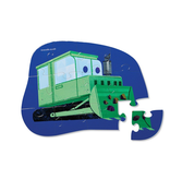 Crocodile Creek 12pc Mini Puzzle - Little Bulldozer