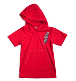 Appaman Terry Lightening Hooded Tee Size 3