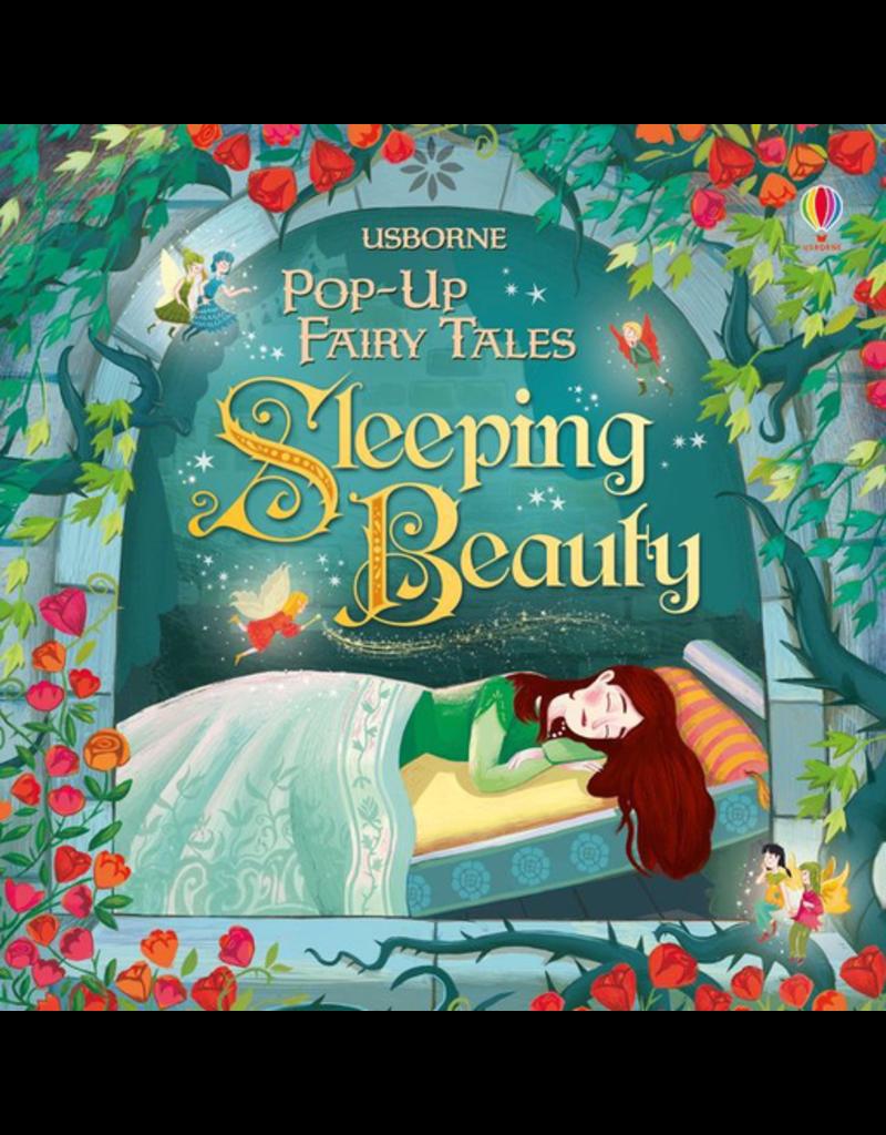 Usborne Pop-up Sleeping Beauty