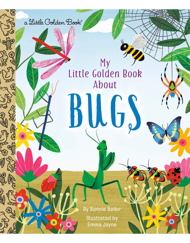 Random House Golden Book: About Bugs