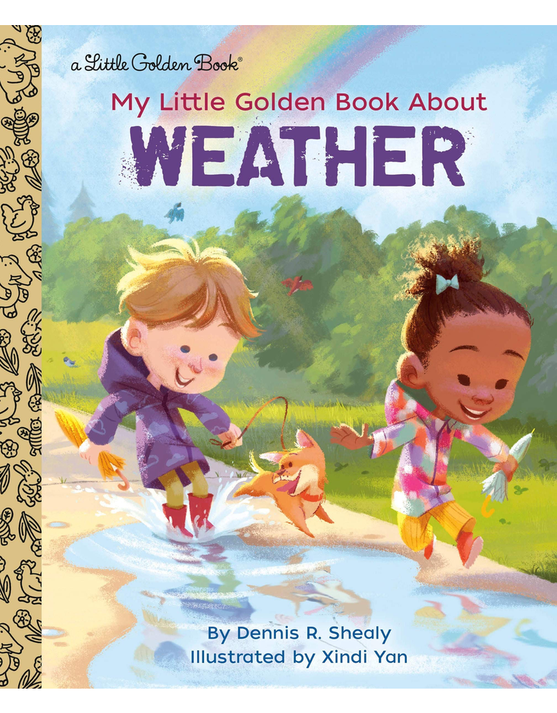 Random House Golden Book: About Weather