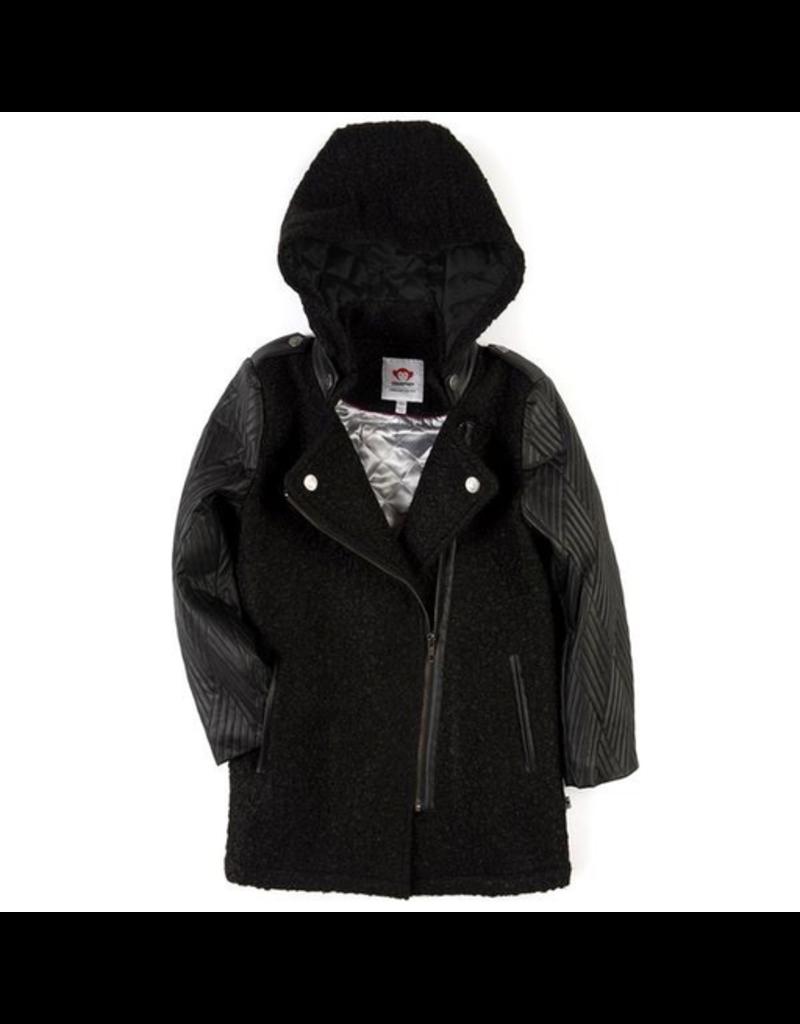 Appaman Asymmetrical Zip Coat