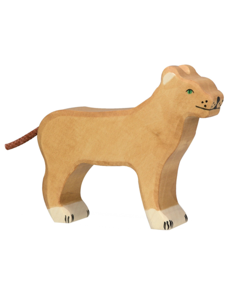 Holztiger Holztiger Lioness