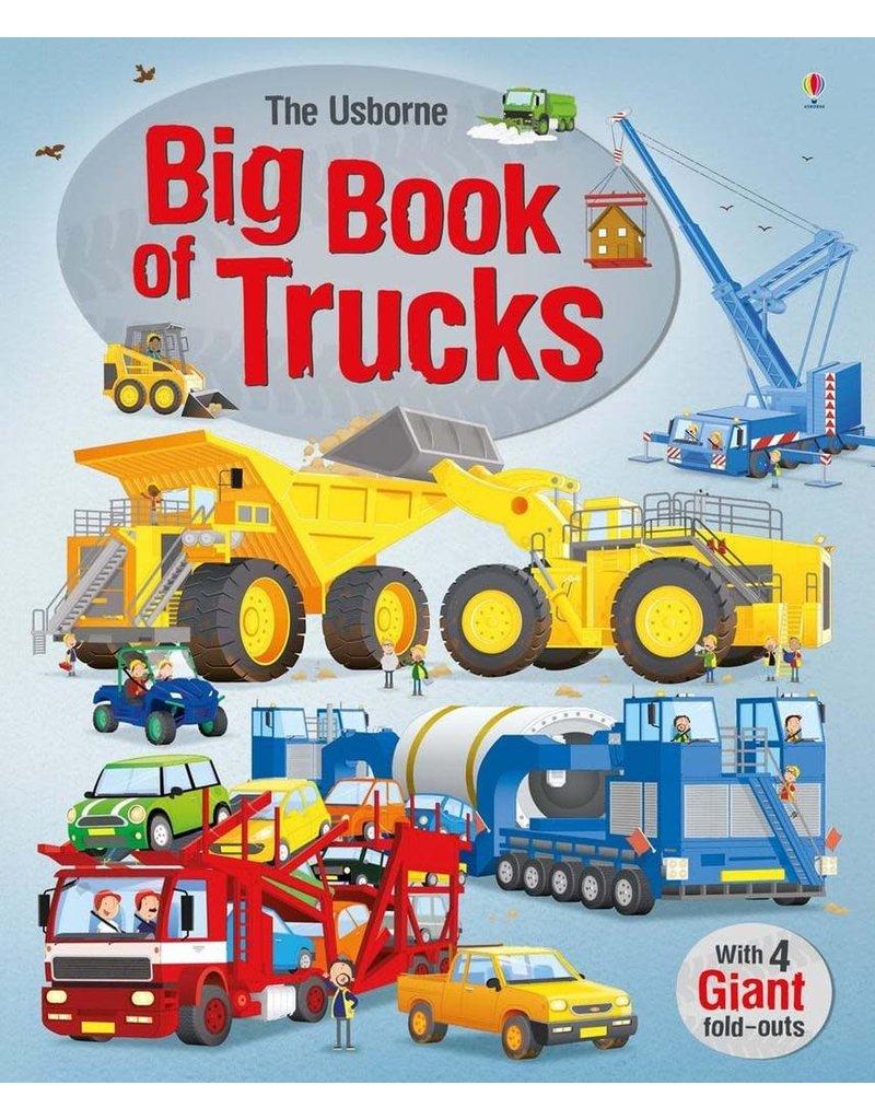Usborne Big Book Of Trucks