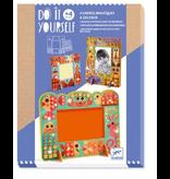 Djeco DIY Mosaic Frames - Animal World