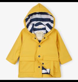 Hatley Yellow Baby Raincoat
