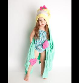 Zoocchini Zoocchini Hooded Mermaid Towel