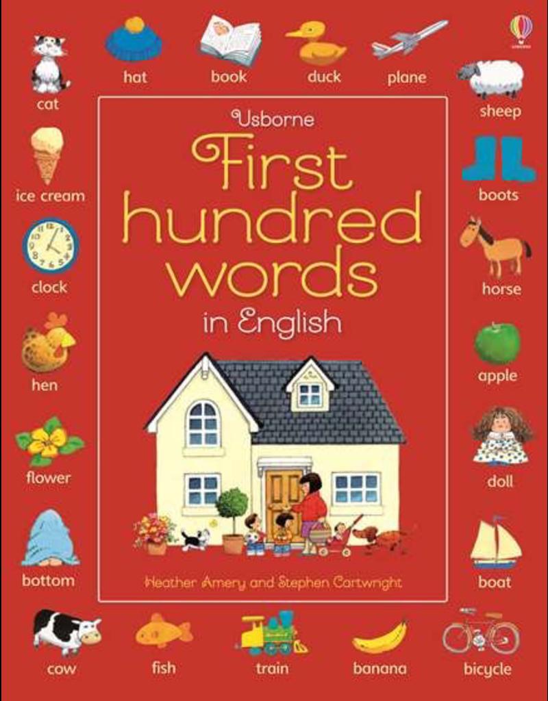 Usborne First Hundred Words