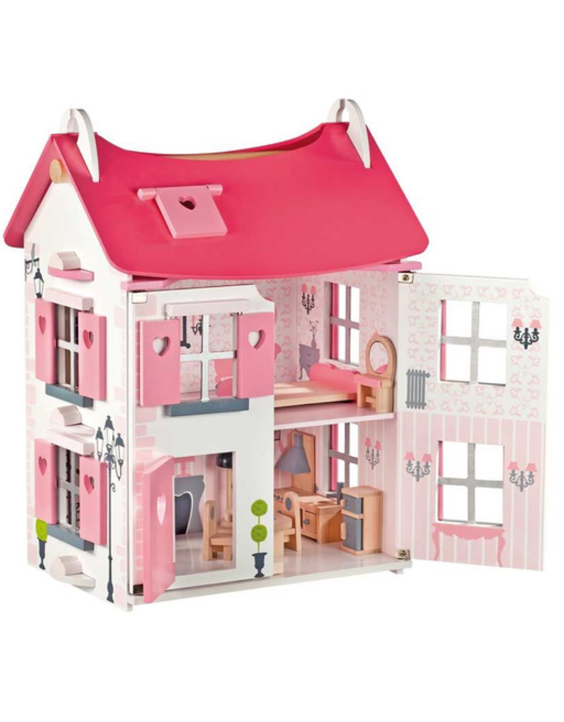 Janod Furnished Doll House