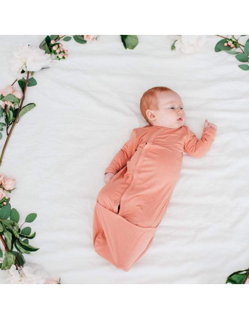 Kyte Baby Terracotta Printed Bundler