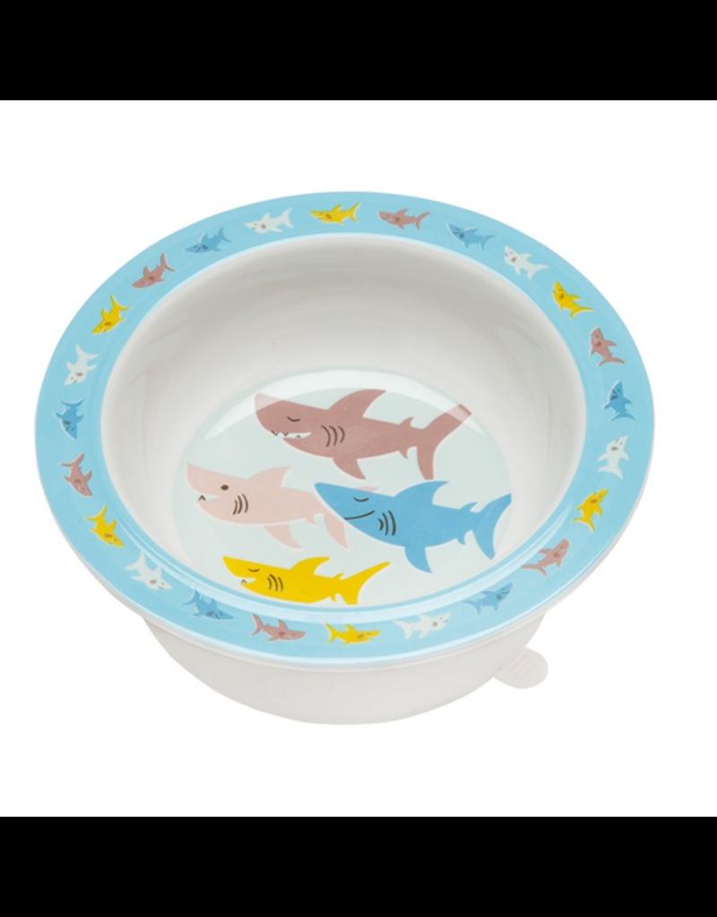 ORE Originals Suction Bowl - Smiley Shark