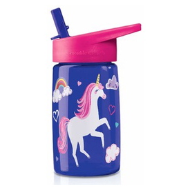 Crocodile Creek Tritan Water Bottle - Unicorn