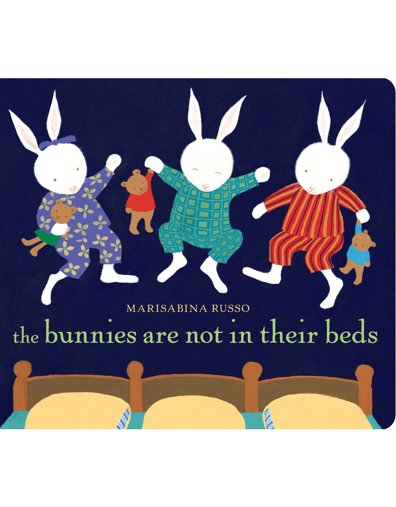 Random House The Bunnies Are Not in Their Beds Board Book