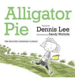 Harper Collins Alligator Pie Board Book