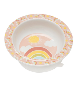 ORE Originals Suction Bowl - Rainbows & Sunshine