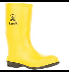 Kamik Yellow Stomp Youth Rain Boots