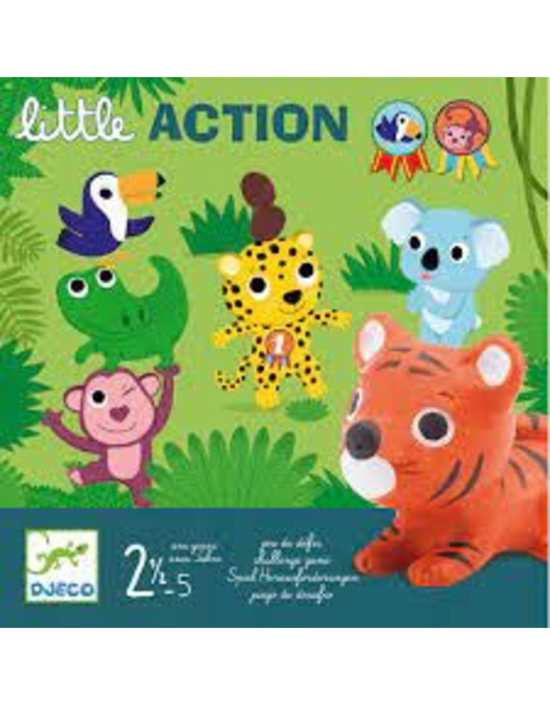 Djeco Little Action Game