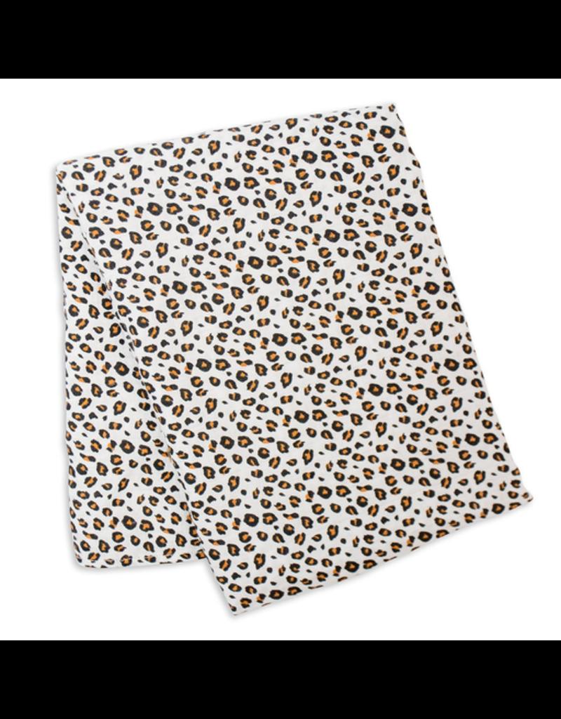Lulujo Swaddle Blanket Bamboo Cotton