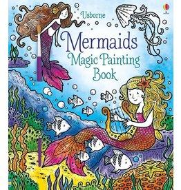 Usborne Magic Painting Book Mermaids