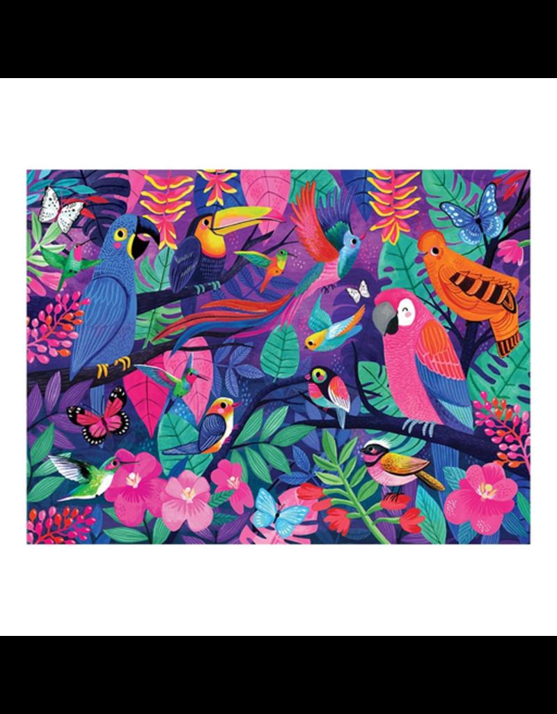 Crocodile Creek 500pc Boxed Puzzle - Birds of Paradise