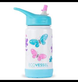 Butterflies Insulated Frost Bottle 12oz