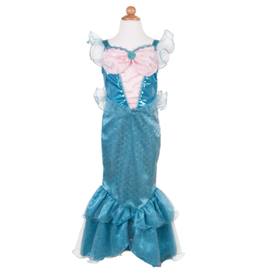 Great Pretenders Mermaid Dress, Blue Medium